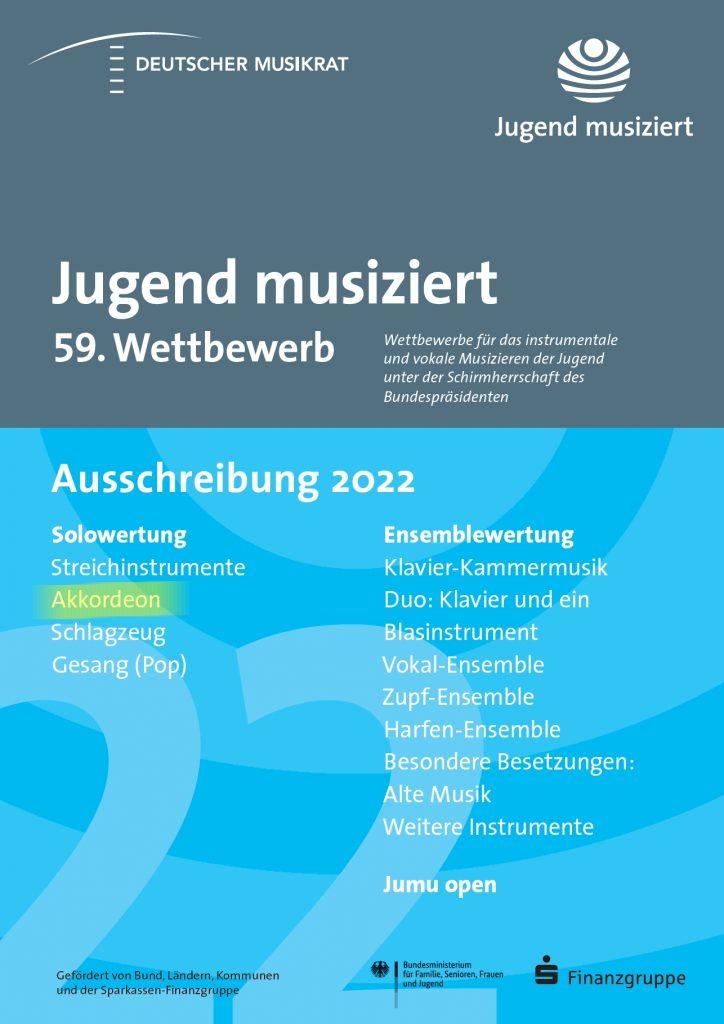 Jugend musiziert 2022